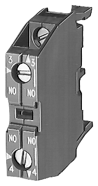 SIEMENS 3SB1400-0A CONT BLOCK 1NO-1NC