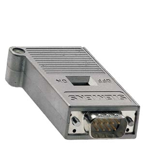 RS 485 bus connector for PROFIBUS