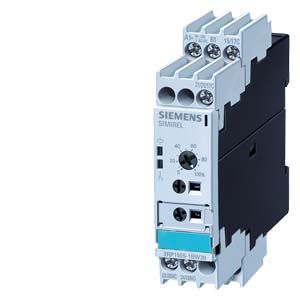 Time relay, multi-function, 2 changeover contacts, AC/DC 24-240V, screw connection