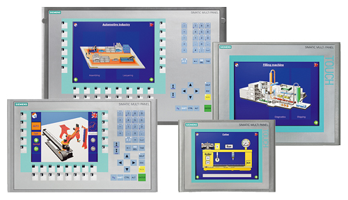 SIMATIC MP 277 8 TOUCH TFT MULTI PANEL W. RETENTIVE MEMORY 7,5 TFT DISPLAY 6 MBCONFIGURING MEMORY, CONFIGURABLE WITH WINCC FLEXIBLE 2005 STANDARD SP1 OR HIGHER