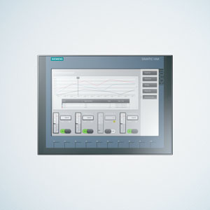 "Comprar Hmi Siemens KTP1200 Basic DP, Basic Panel, Manejo con teclado/táctil, pantalla TFT de 12"" | Precio: 1361,08544€"