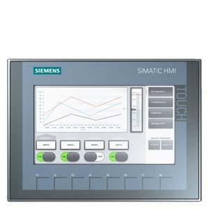 "Panel HMI Siemens KTP700 Basic DP, Basic Panel, Manejo con teclado/táctil, pantalla TFT de 7"" ref. 6AV2123-2GA03-0AX0"