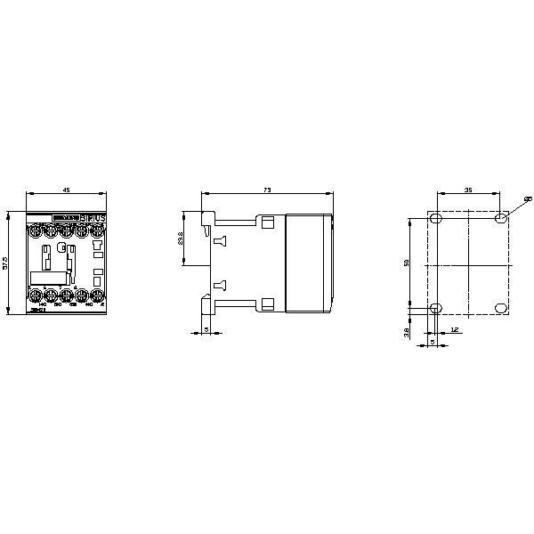 3RH2122-1AC60