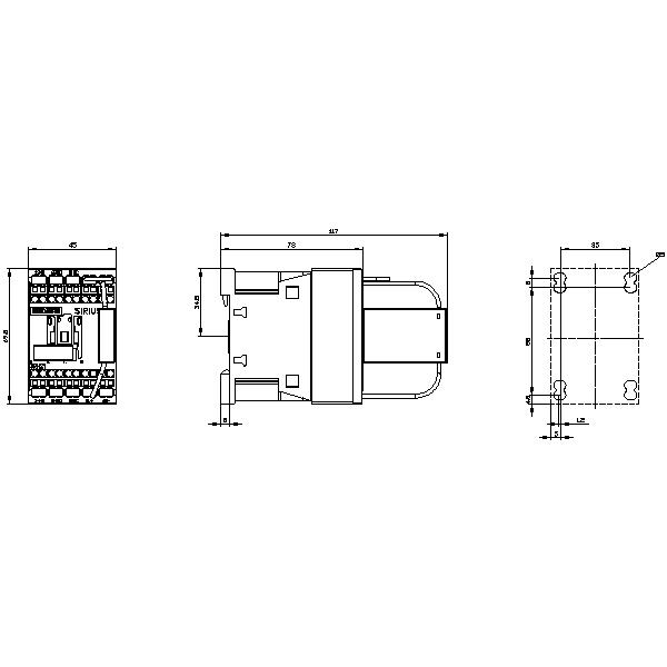 3RH2122-2KJ80-0LA0