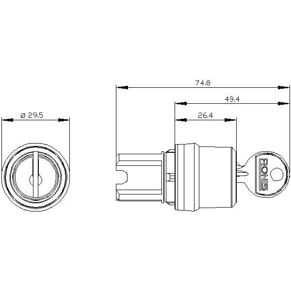 3SU1030-4CL11-0AA0-Z X90