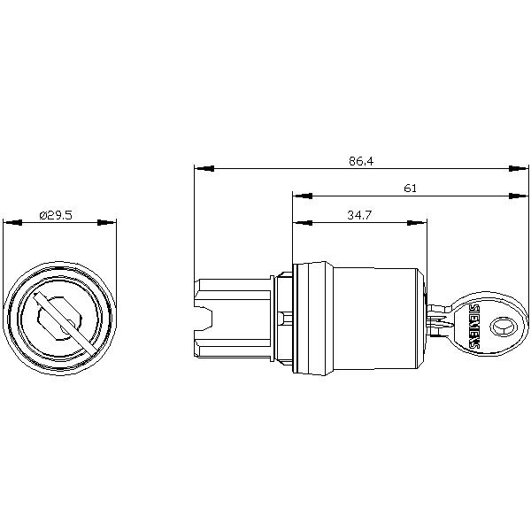 3SU1030-5BF21-0AA0-Z X90