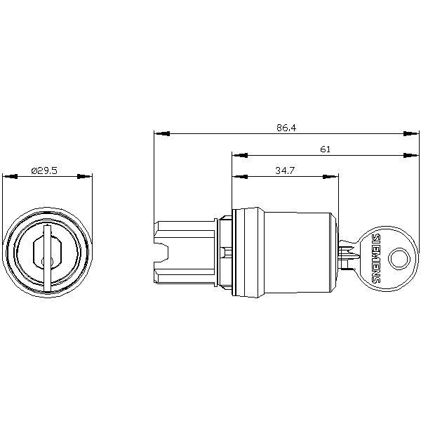 3SU1030-5BL11-0AA0-Z X90