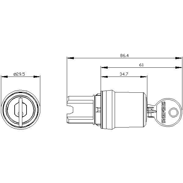 3SU1030-5BP61-0AA0-Z X90