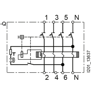 5SM3644-6, 5SV3644-6