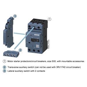 6 Size 380-420V 50Hz 3RT19755AV31 P V Vacuum Model 380-420V 60Hz Siemens 3RT1975-5AV31 Starter and Contactor AC Coil
