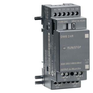 6ED10551HB000BA0 Siemens LOGO DM8 24R
